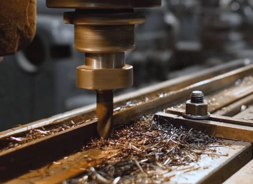 Фрезеровка металла на заказ